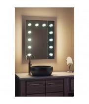 Гримерное зеркало для ванной комнаты 100х80